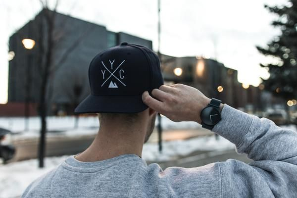 MEDIUM X LOCAL LAUNDRY  On his wrist: MED-IN115