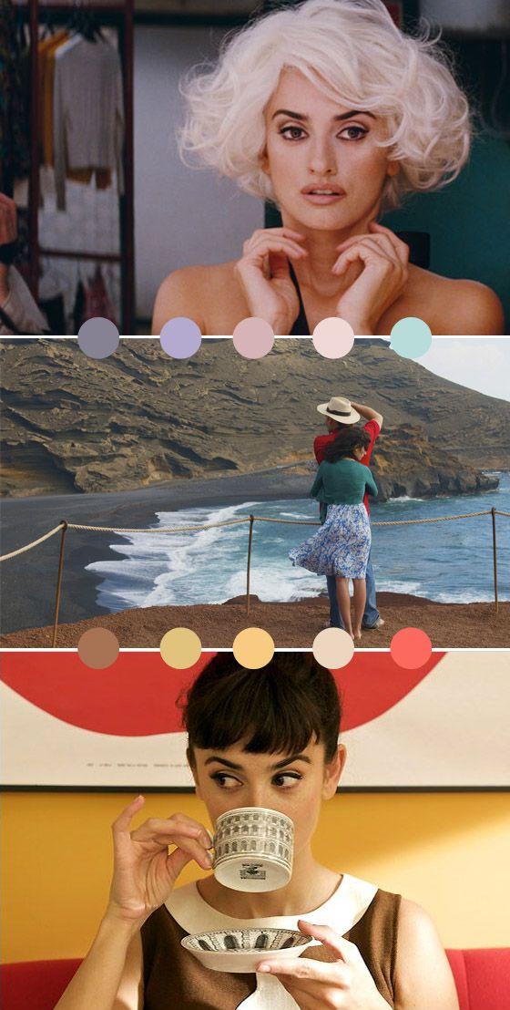 5 Artful movies for Valentine's Day: Los Abrazos Rotos (Broken Embraces)
