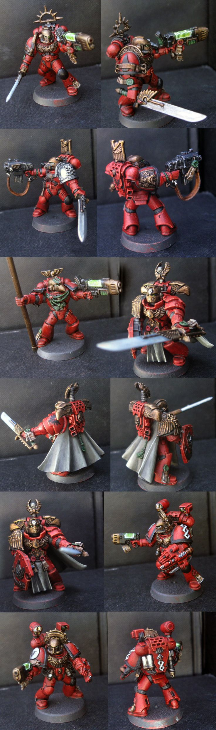 Join the best Warhammer 40k, Warhammer Fantasy, Wargames and Miniatures forum. Discover news, rumors, reviews, battle reports, galleries, and more.