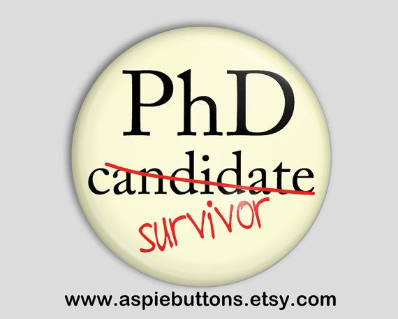 What mean phd degree