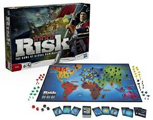 ORIGINAL RISK board game