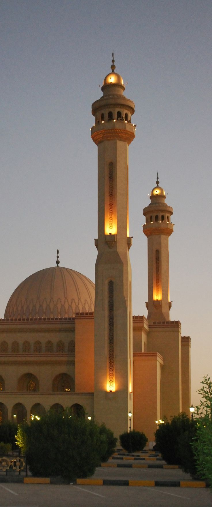 Al Fateh Grand Mosque, Bahrain