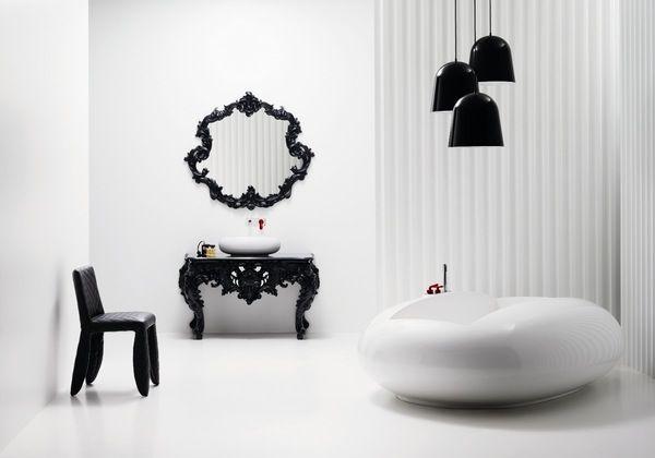 Beautifully Simple Bathroom Series Created by Marcel Wanders