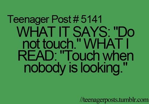 teenage post | Teenager Post # 5141 by Luv21