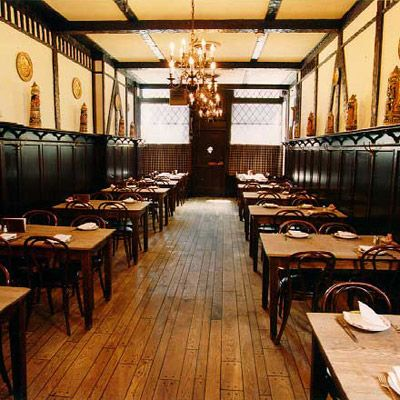 Peter Luger, Brooklyn, New York City- New York's no. 1 steak house for 24 years in a row, you guys.