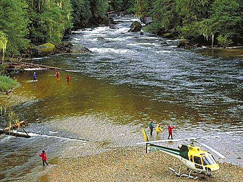 49 best awesome fishing lodges images on pinterest for British columbia fishing lodges