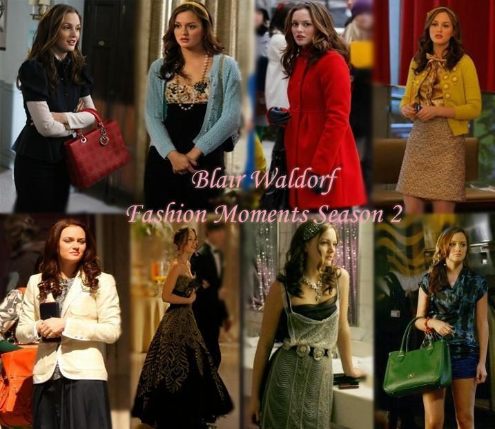 My friend says my style is similar to Blair's from Gossip Girl