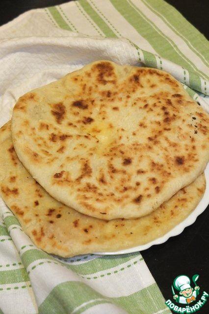 Плацинды с картофелем - кулинарный рецепт