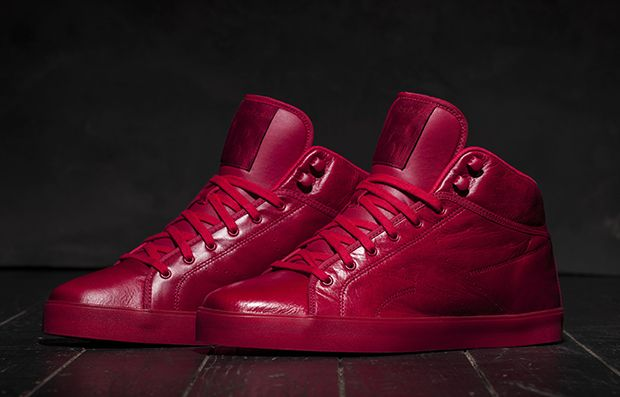 "Tyga x Reebok T-Raww ""Excellent Red"""