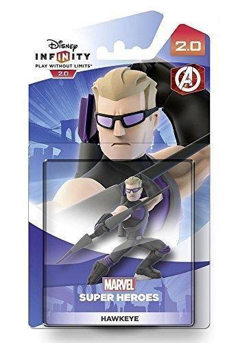 Oferta: 4.95€ Dto: -43%. Comprar Ofertas de Disney Infinity 2.0 - Figura Hawkeye barato. ¡Mira las ofertas!