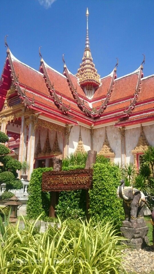 Mueang Phuket District, Thailand | Jacqui Calvo