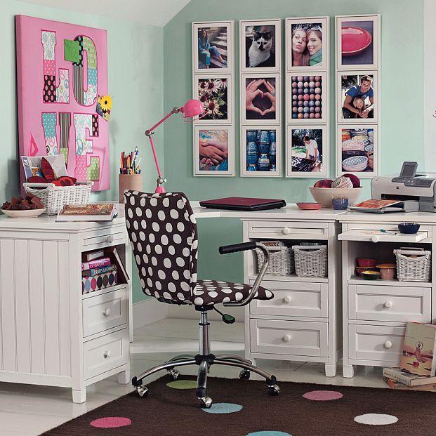 Fotos de Decoración de Cuartos de Estudio - Para más información ingrese a: http://fotosdedecoracion.com/2013/08/fotos-de-decoracin-de-cuartos-de-estudio/