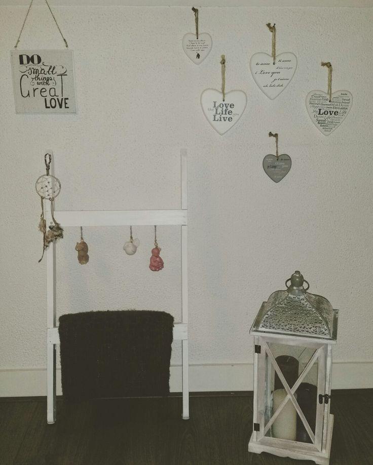 Houten trapje / wooden ladder  / diy