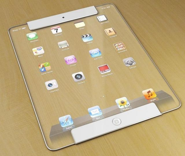 Located just far from being a concept transparent iPad shaped by a designer named Ricardo Afonso could one day change the way we perceive the idea of tablet PC.