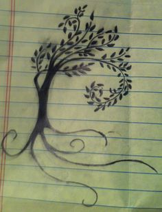 willow tree tattoo - Google Search
