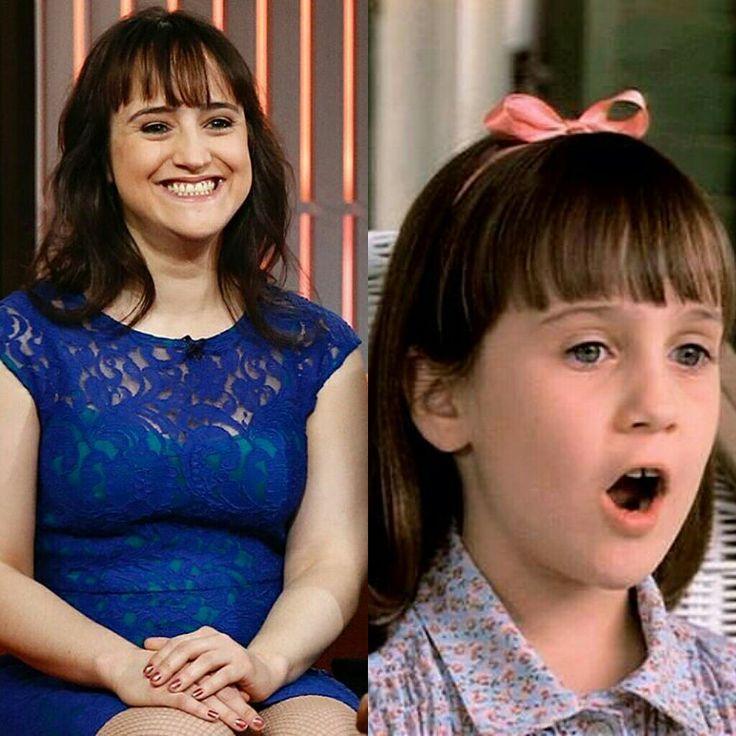 #MaraWilson, atriz que interpretou a #Matilda, se assumiu como bissexual. • • • • • • • • • • • • • • • • • • • • • • • • • • • • •   #MaraWilson, actress who played #Matilda, has come out as bisexual.