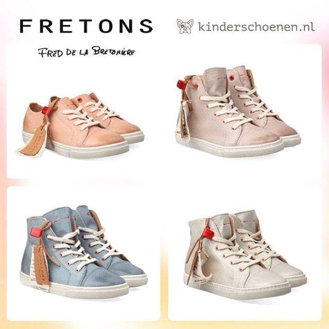 Fretons bij www.kinderschoenen.nl!