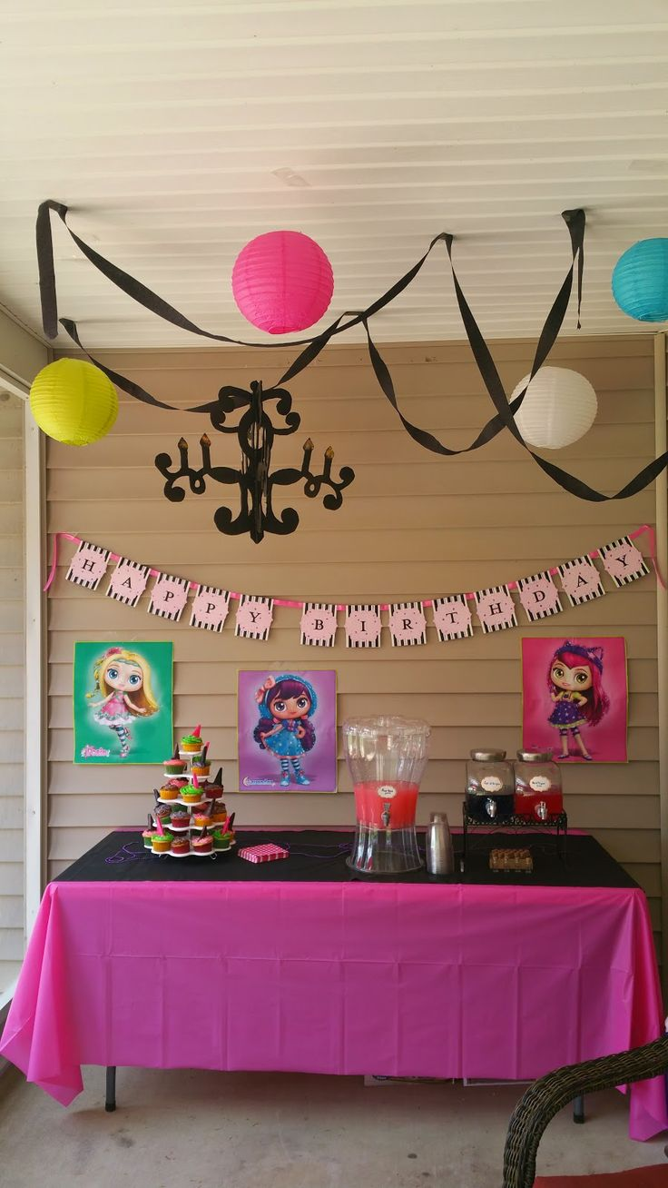 92 best Little Charmers Party Ideas images on Pinterest