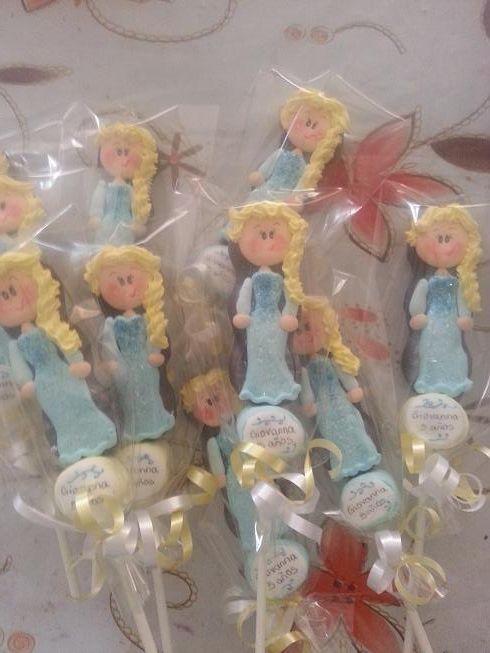 """Frozen creaciones de pic ibañez """"Perlitas Dulces"""""""