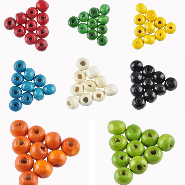 beads spacer jewelry round pick natural gemstone loose wholesale product