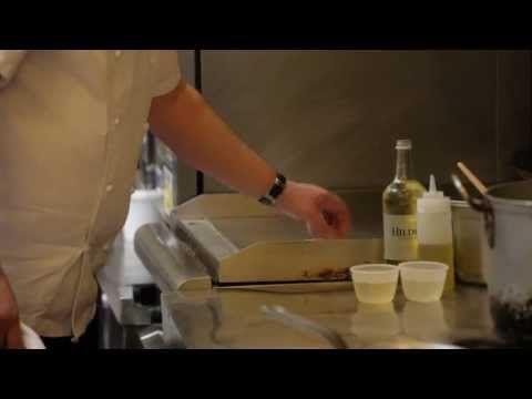 Roast Turbot & Bearnaise Sauce with Richard Corrigan - May 2013 | Food & Restaurants | Harrods - YouTube