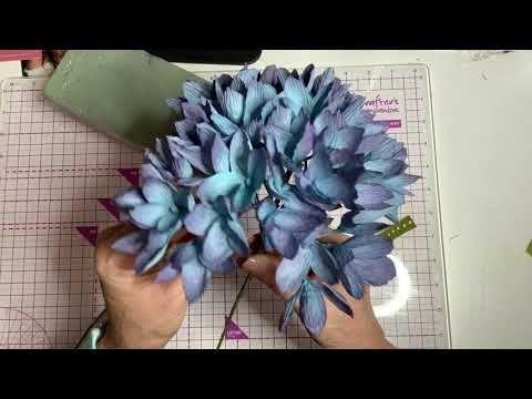 Carte Fini News Paper Flowers Bunny Wreath Diy Paper Flowers Diy