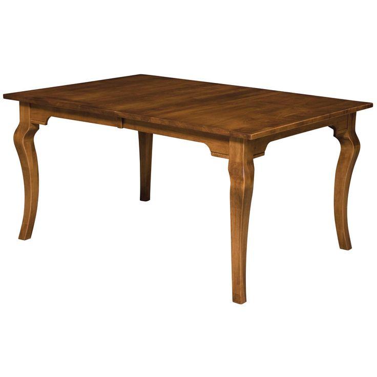 granby leg extension table