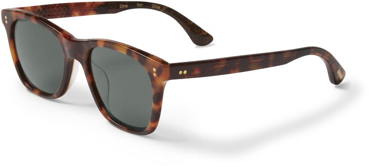 The Hill-Side Fitzpatrick Amber Tortoise Zeiss Polarized