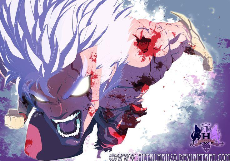 Asura's Wrath by HeavyMetalHanzo.deviantart.com on @DeviantArt