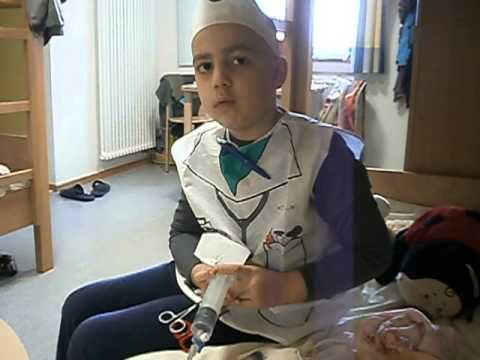 Изцелен от тумор в мозъка