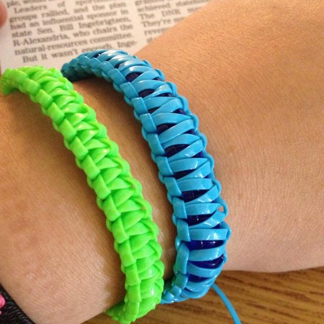 DIY bracelets !