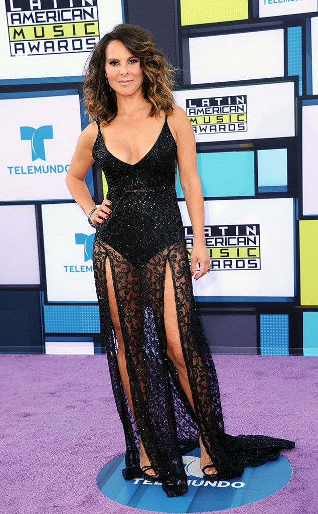Kate Del Castillo from Latin American Music Awards 2016 Red Carpet Arrivals The La Reina del Sur star doesn't disappoint with her latest red carpet look.