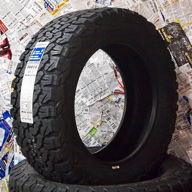 Tire Of The Month Bfgoodrich All Terrain T A Ko2 Has A Unique 3 Ply Sidewall That Makes All The Difference In Durability And Handling This Tires A Looker Too
