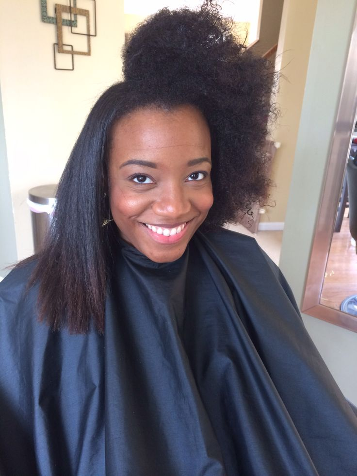 Natural Hair Straightening Products For African American Hair