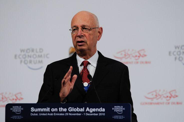 Klaus Schwab - Summit on the Global Agenda 2010