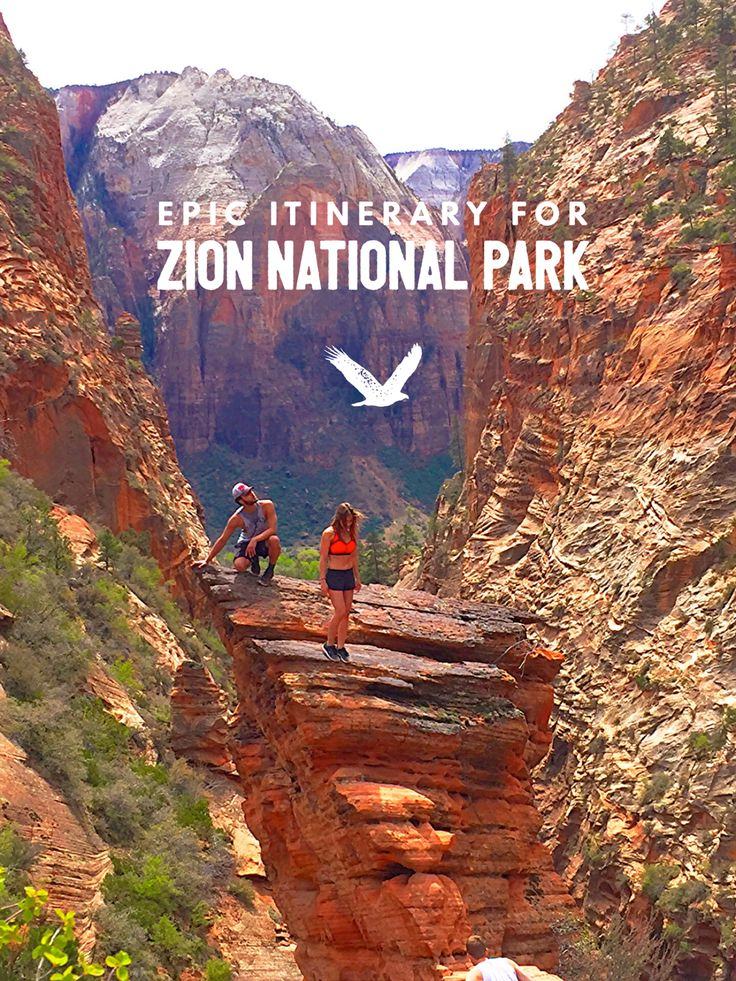 Checkout this action packed 4 Day Zion National Park Itinerary. What to do, where to eat, where to stay & how to get around Zion National Park.