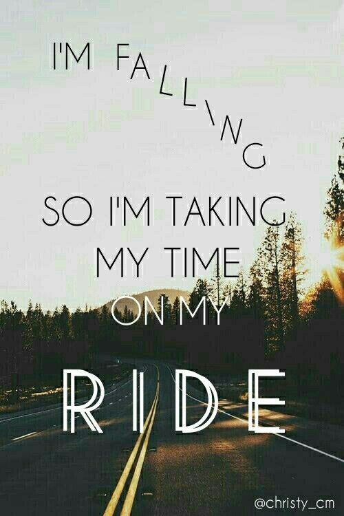 Ride // Twenty One Pilots / by @christy_cm