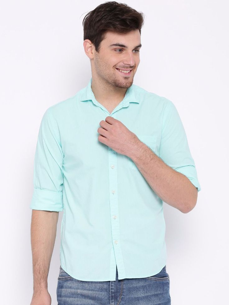 New Design of Shirt on TrendYug With Best Price. Get Rs. 100 Flat Off by Using Promo Code. Promo Code:- TY-F100 Complete Collection Available At:- http://trendyug.in/collection/shirts