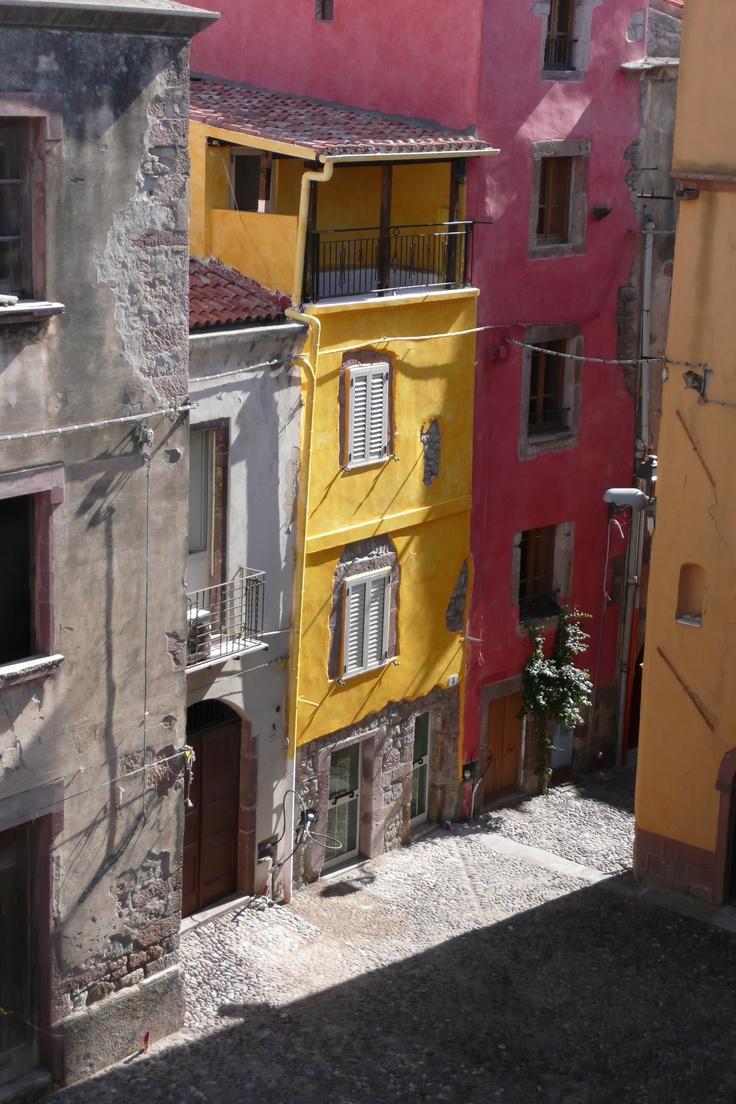 Sardinia colours