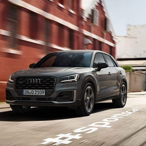 The new Audi Q2 has arrived - our latest addition to the Q family.