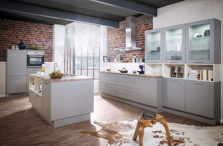 Lotus Pearl grey - Häcker Küchen - Häcker Küchen Einrichtung - häcker küchen frankfurt
