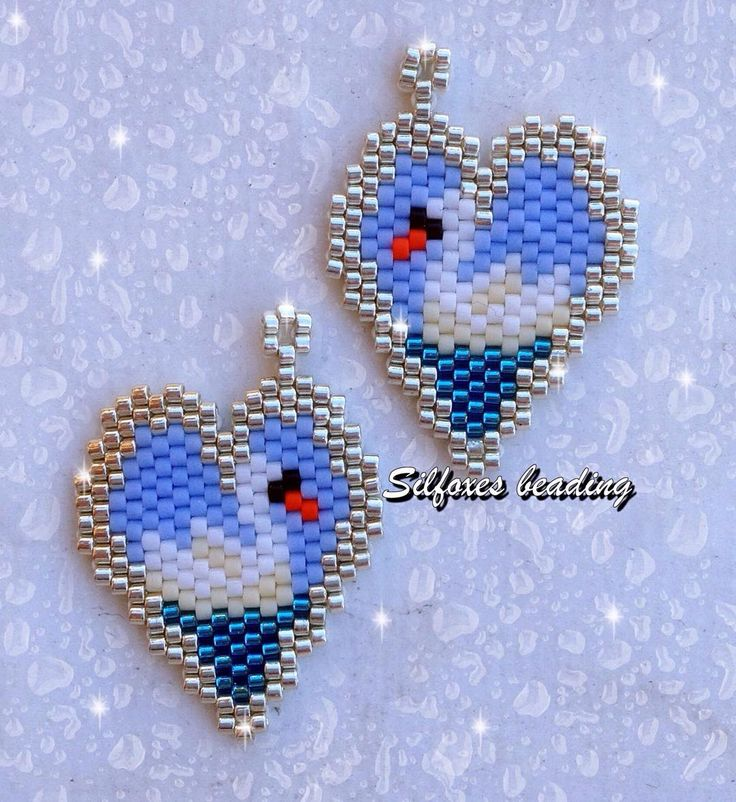 #brickstitch #silfoxesbeading #beading #silfoxes