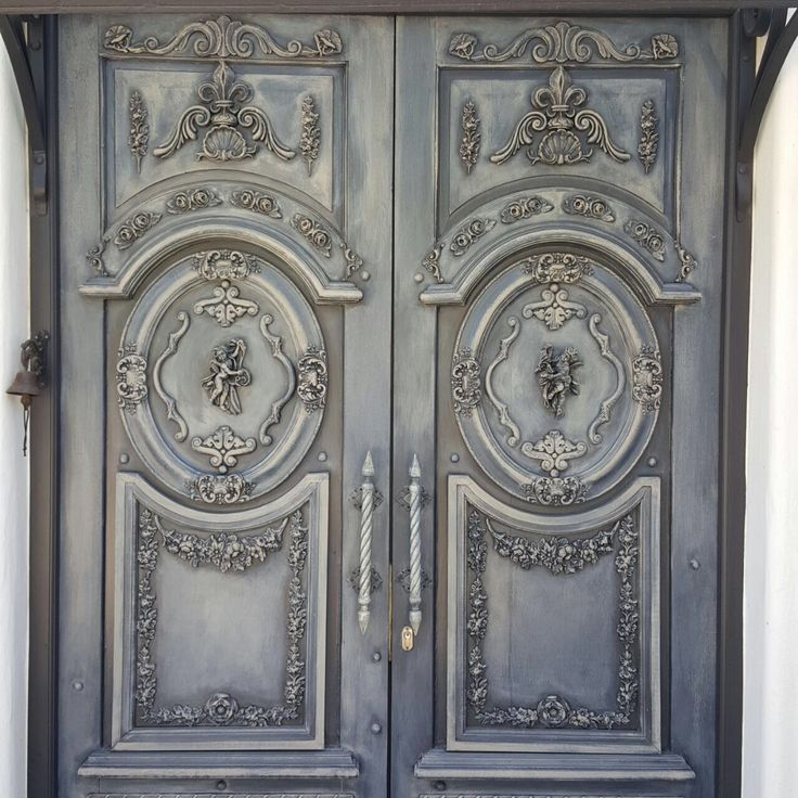 A front door designed by me
