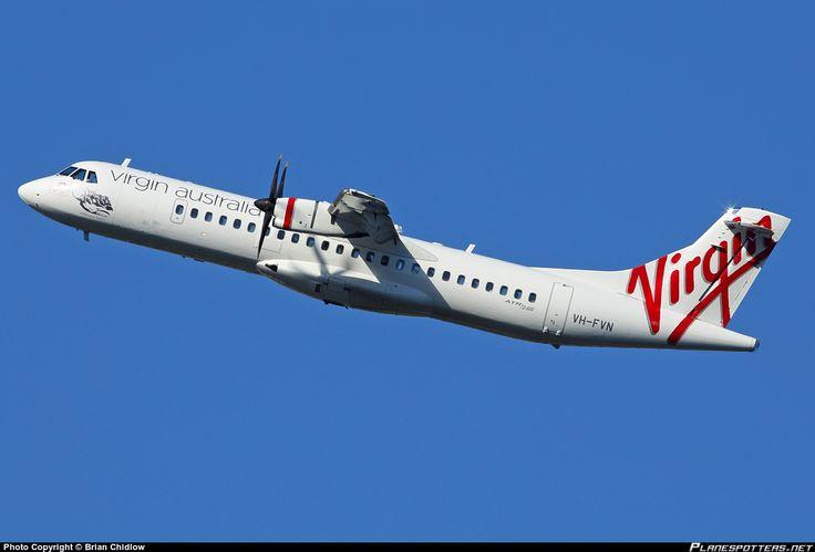 VH-FVN Virgin Australia Regional ATR 72-600 (72-212A)