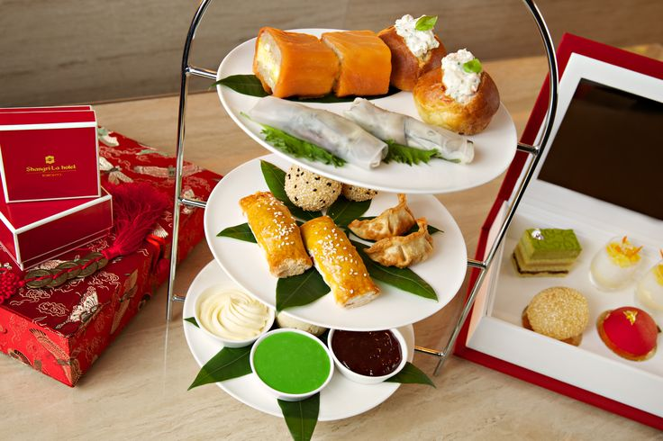 Chinese new year High tea 2015