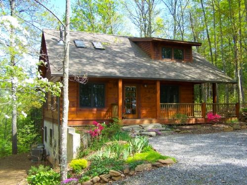Elkhorn Cabin Is A Asheville Vacation Rental With 2 Baths And Sleeps Book  Online!