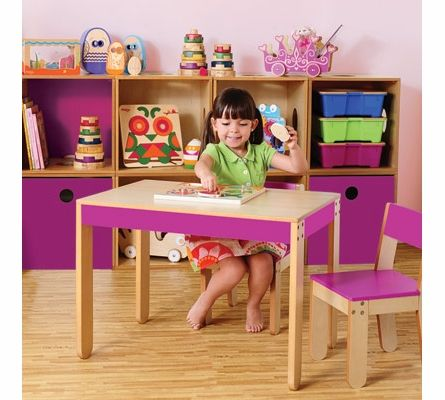 Kid-sized playroom furniture!