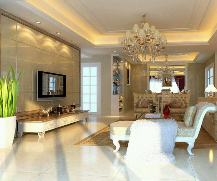 Interior decorations in houses