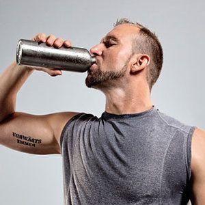 Post-workout shake