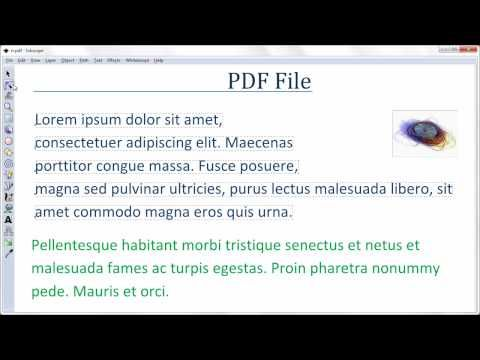 How to Edit PDF Files without Adobe Acrobat